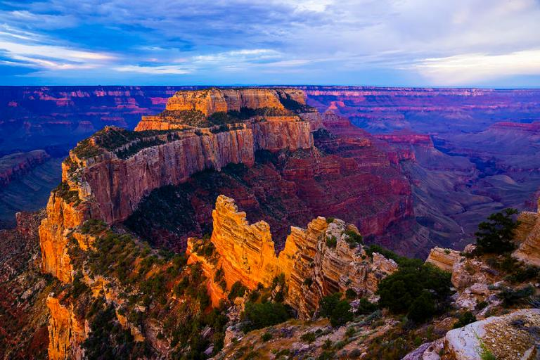 sunrise-at-cape-royal-grand-canyon-john-reckleff